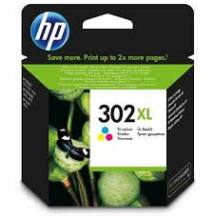 HP F6U67AE Pat Tri-Color No.302XL (Eredeti)