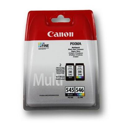 Canon PG-545 CL-546 tintapatron multipack (Eredeti)