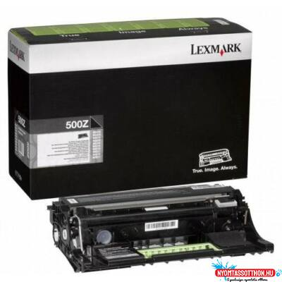 Lexmark MS3/4/5/61x Black IU Return (Eredeti) 500Z
