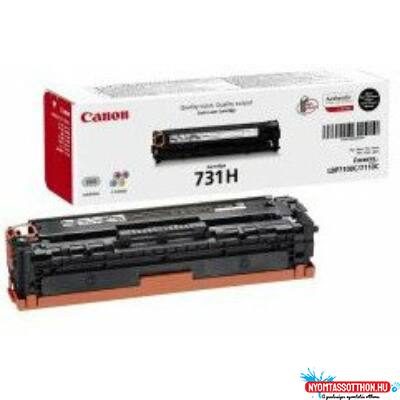 Canon CRG731 High Black Toner