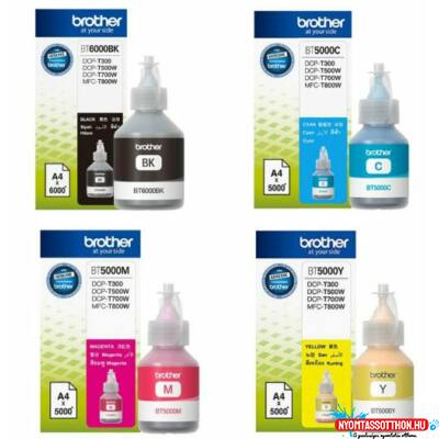 Brother BT5000C tinta (Eredeti)