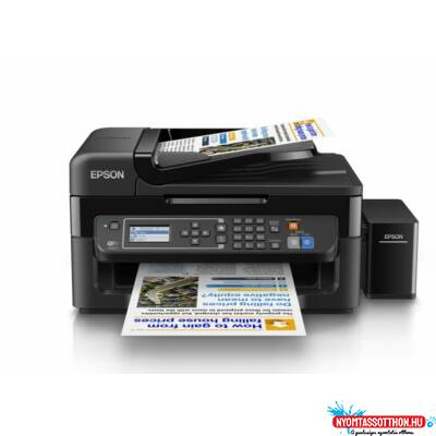 Epson L565 Faxos Wifis ITS Mfp
