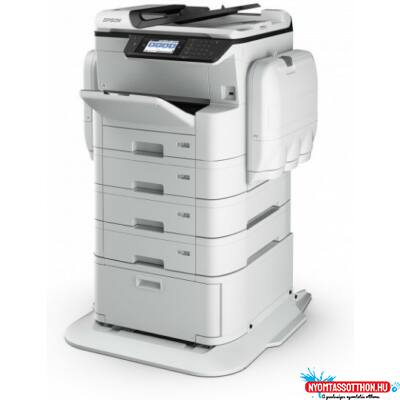 Epson Workforce Pro WF-C869RD3TWFC RIPS A3+Mfp