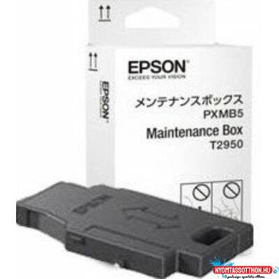 Epson T2950 Maintenance Box (Eredeti)