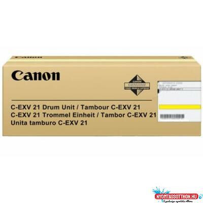 Canon IRC2880I,3380I Yellow Drum (Eredeti) CEXV21