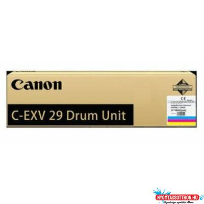 Canon iRC5030 Drum Color  CEXV29 (Eredeti)