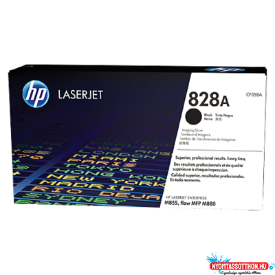 HP CF358A Drum Black 30k No.828A (Eredeti)