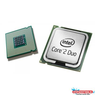 Intel Core 2 Duo E8500 processzor (3.16 GHz)