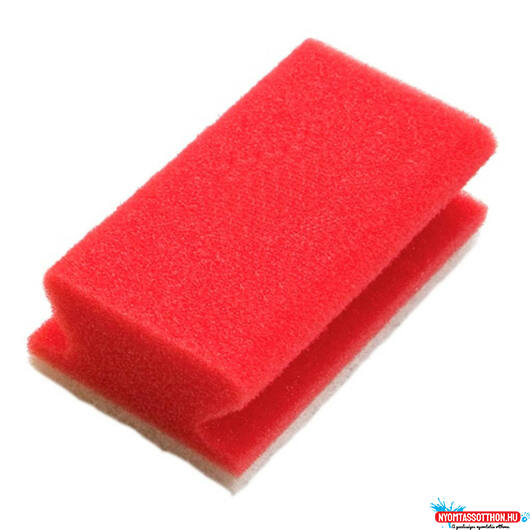 TASKI szivacs piros/fehér 10 db/csom.
