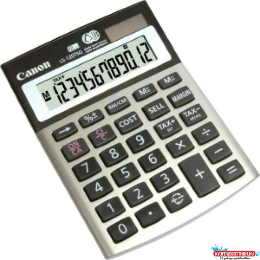 Canon LS120TSG DBL EMEA számológép