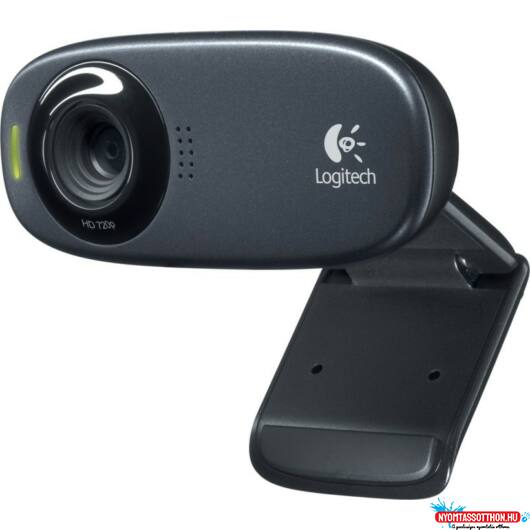 Logitech C310 HD Webkamera, USB