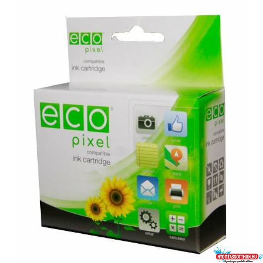 EPSON T048440 Yellow  ECOPIXEL BRAND (For use)