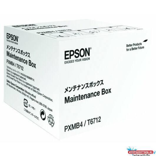 Epson T6712 Matintenance Box 75K /orig/