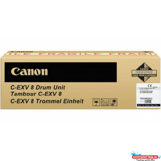 Canon IRC3200 Drum Black  CEXV8 (Eredeti)