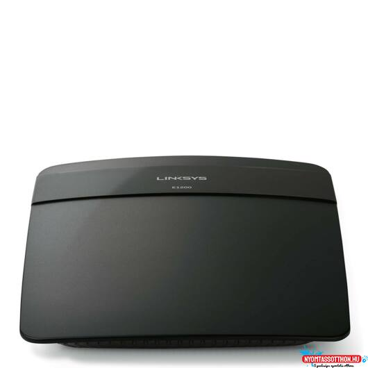 LINKSYS Router N300 w/ Fast Eth.&Paren. Cont