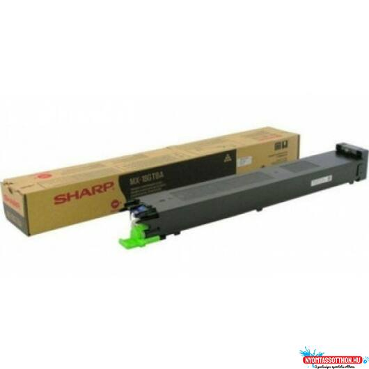Sharp MX18GTBA toner Bk. (Eredeti)
