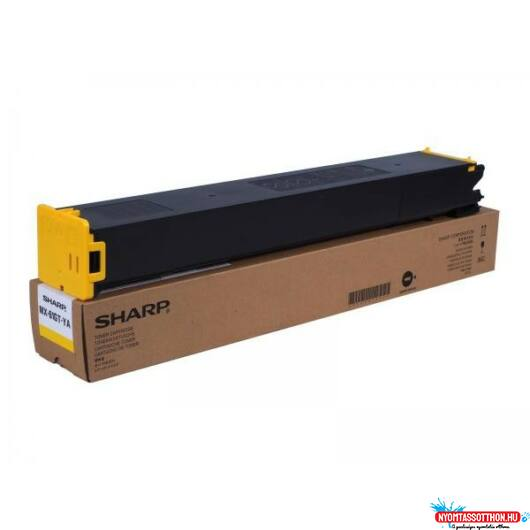 Sharp MX61GTYA toner Yellow (Eredeti)