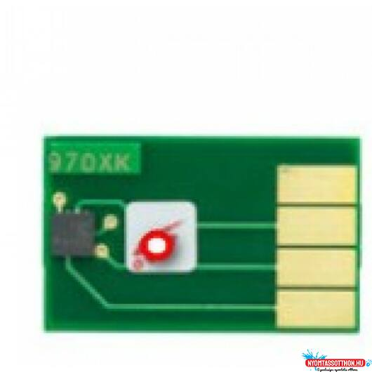HP CN625 CHIP Bk. 970XL SCC* (For use)