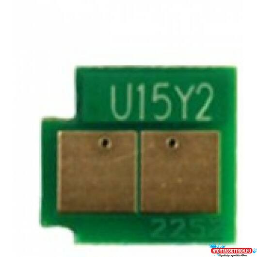 HP UNIV.COLOR CHIP ALH/UCX Cy. AX* (For use)