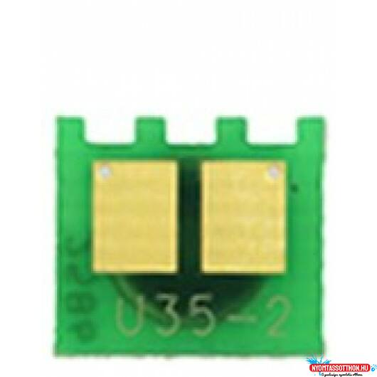 HP M476 CHIP 2,7k.Cyan  /CF381A/ AX (For use)