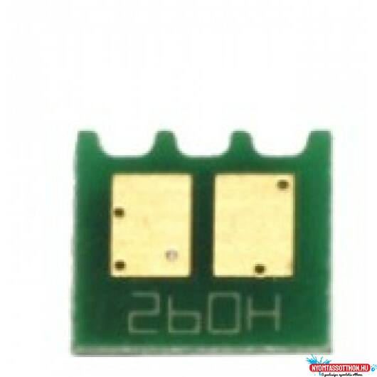 HP CP2025 CHIP Cyan 2,8k. CC531A ZH (For use)