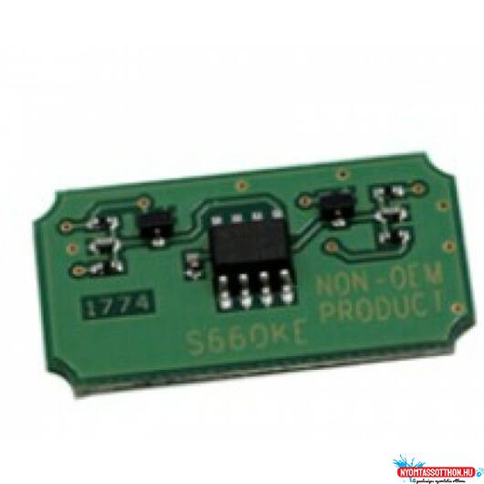 SAMSUNG CLP610/660 CHIP  Black (For use)