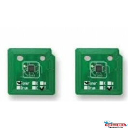 XEROX 7525 Toner CHIP Cy. 15K. ZH* (For use)